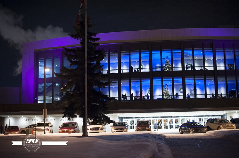 Edmonton Singing Christmas Tree