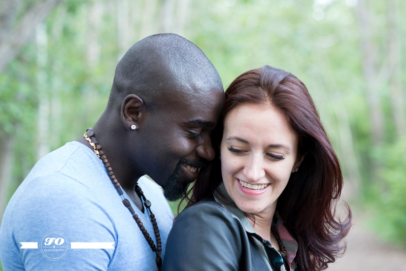 "Relaxed engagement session in Edmonton River Valley, photos taken by ""fo photography"", dominic oppong, (3)"