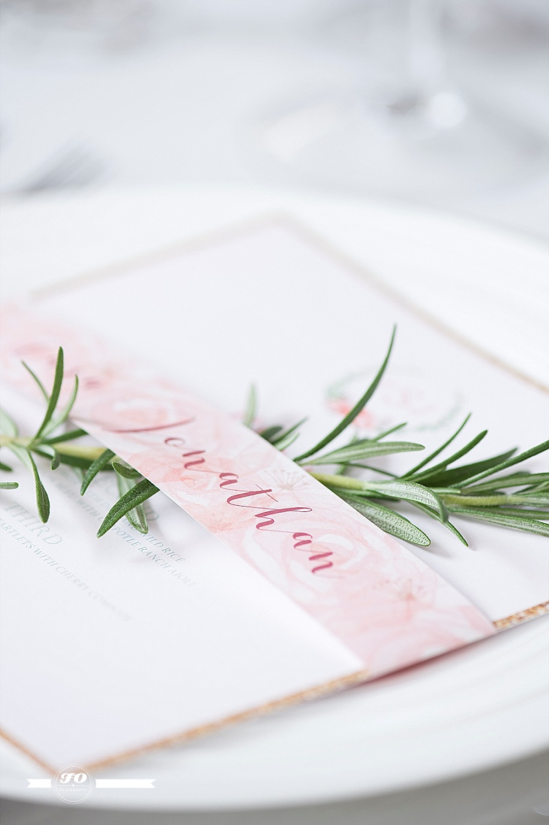 wedding stationery by everly invitations, photos taken by FO ...